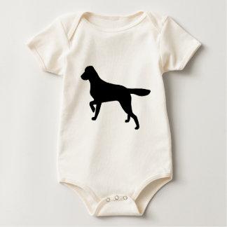 Small Munsterlander Baby Bodysuit