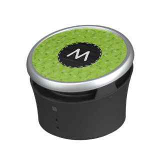 Small music notes bluetooth speaker