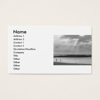 Small, Name, Address 1, Address 2, Contact 1, C... Business Card