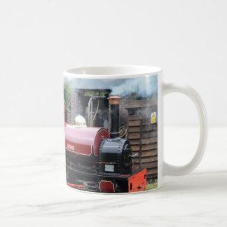 Small Narrow Gauge Locomotive Coffee Mug