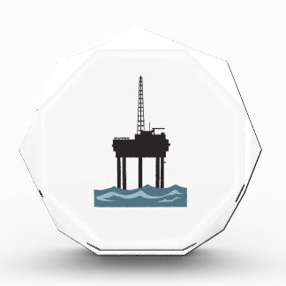 SMALL OFFSHORE OIL RIG AWARDS
