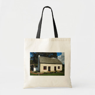 Small Old Cobb Cottage Budget Tote Bag