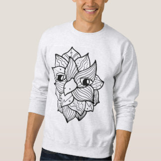 Small owl sweatshirt