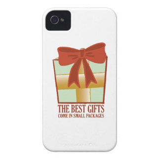 Small Packages iPhone 4 Cases