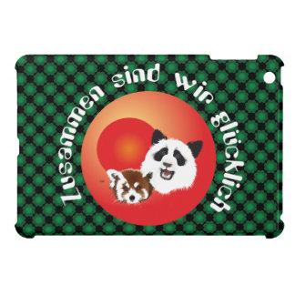 Small panda (Ailurus fulgens) iPad mini covering Case For The iPad Mini