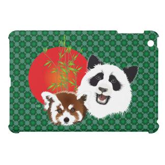 Small panda (Ailurus fulgens) iPad mini covering iPad Mini Cases