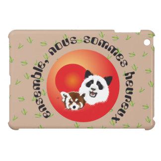 Small panda (Ailurus fulgens) iPad mini covering iPad Mini Cover