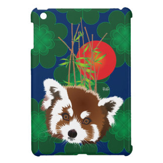 Small panda (Ailurus fulgens) iPad mini covering iPad Mini Covers