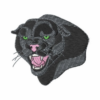 Small Panther Head