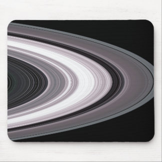Small Particles in Saturn�s Rings Mouse Pad