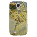 Small Pear Tree in Blossom by Vincent Van Gogh Galaxy S4 Cases