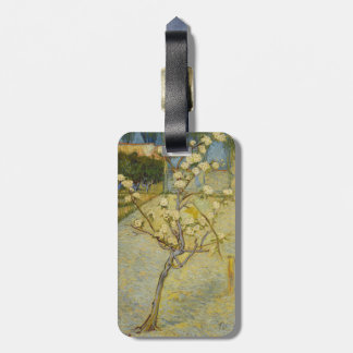 Small Pear Tree in Blossom by Vincent Van Gogh Luggage Tags