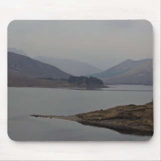Small piece of land projecting in a Loch Mouse Pad