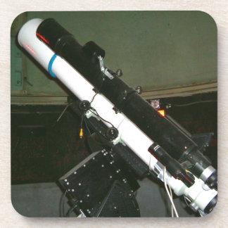 Small Planetarium Telescope Coaster