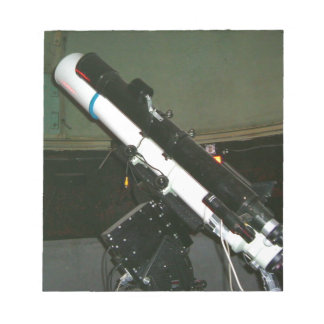 Small Planetarium Telescope Notepad