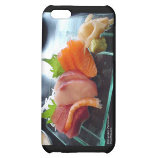 Small Plate Shrimp Tuna Sushi Gifts Cards Etc iPhone 5C Case