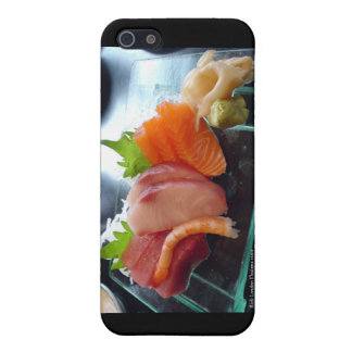 Small Plate Shrimp Tuna Sushi Gifts Cards Etc Covers For iPhone 5