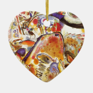 Small Pleasures Ceramic Ornament