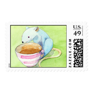 Small Pleasures Stamp
