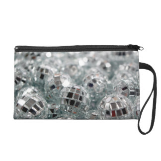 Small pocket Disco music Wristlet