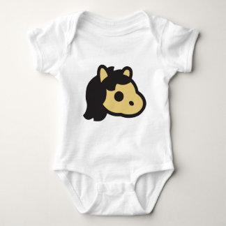 Small Pony Baby Bodysuit