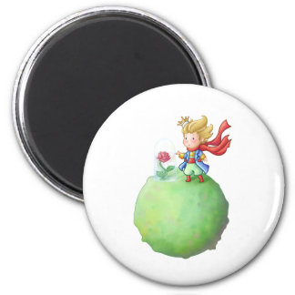Small Prince Magnet