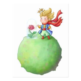Small Prince Postcard
