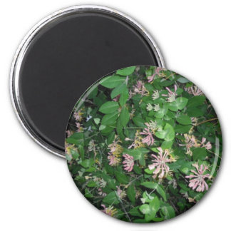 Small Purple Ground Cover Magnet