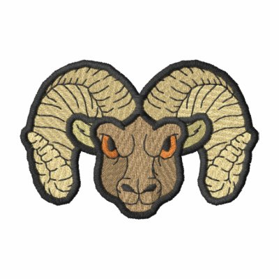 Small Ram Head Polos