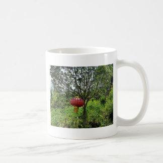 Small Red Lantern Coffee Mug