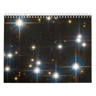 Small Region of ACS Field Reveals Faint Wall Calendars