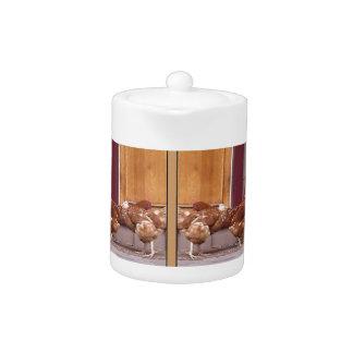 Small Rhode Island Teapot