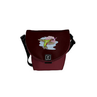 Small Rickshaw Mini Zero Messenger Bag