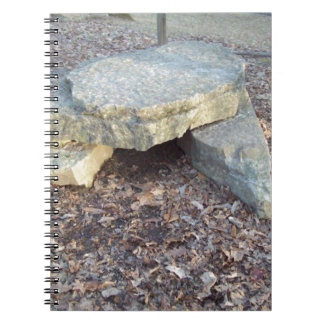 Small Rock Formation Notebook