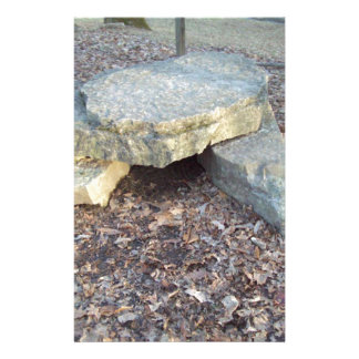Small Rock Formation Stationery