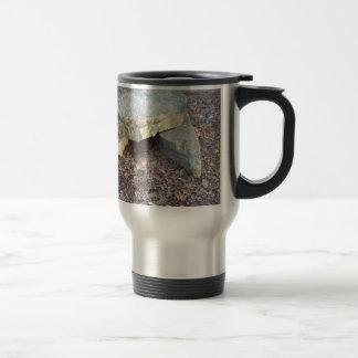 Small Rock Formation Travel Mug