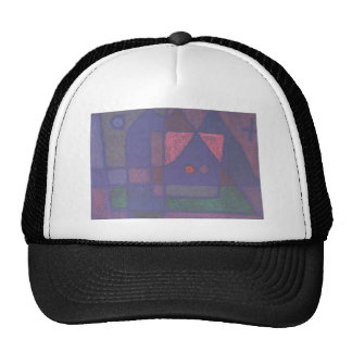 Small room in Venice by Paul Klee Trucker Hat