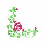 Small Rose Corner Track Jackets