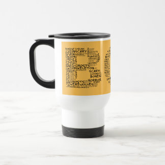 Small Scares from Halloween Horrors Travel Mug
