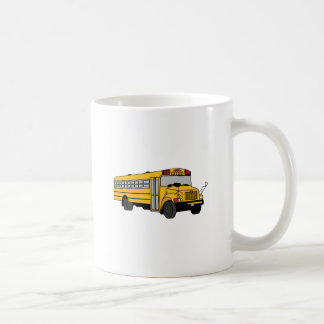 Small School Bus Coffee Mug
