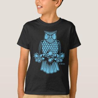 "small school ""Perched Owl"" T-Shirt"