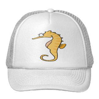 Small Seahorse Trucker Hat