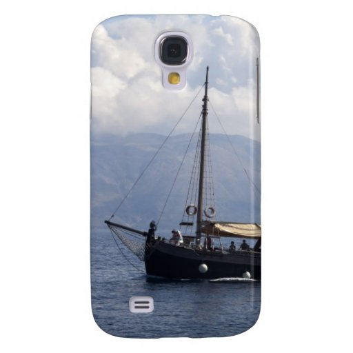 Small Ship Galaxy S4 Covers