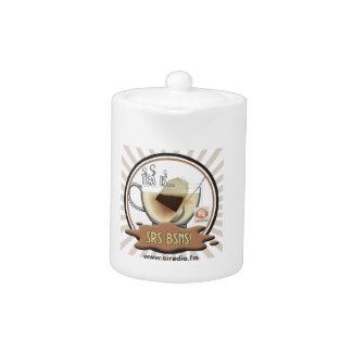 Small SI Radio Teapot