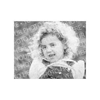 Small Size Create Your Own Photo Art Canvas Canvas Print