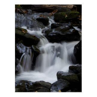 Small, Slow Waterfall Postcard
