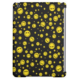 Small Smiley Polka Dots iPad Air Cover