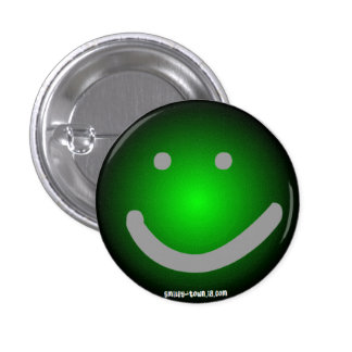 Small Smiley Town Button