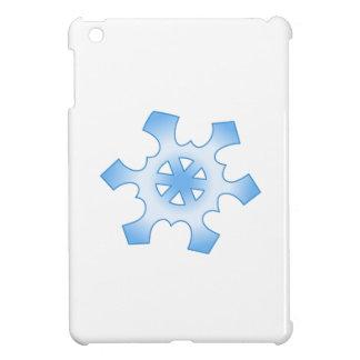 SMALL SNOWFLAKE CASE FOR THE iPad MINI