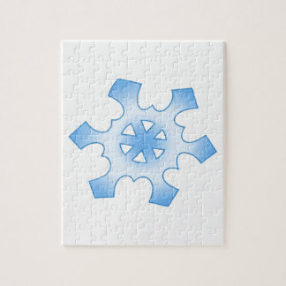 SMALL SNOWFLAKE PUZZLE